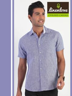 Confused what to wear for a Sartuday #party? Buy #Linenlove's #Shirt and rock the party!  Shop now : http://bit.ly/1lTMRkU