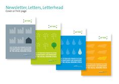 After. Brand identity by Rosa Schiavello, via Behance