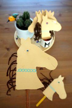 https://flic.kr/p/UJ9VfY | Medea's 5th Birthday: Invitations | Horse theme birthday