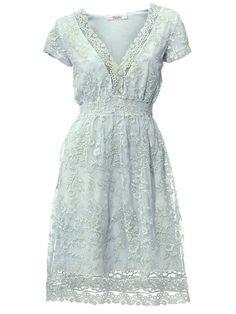 Druckkleid Brooklyn Romantische Kleider Pinterest