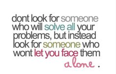 find that someone