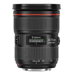 Canon EF 24-70mm f2.8L USM II - Ted's Cameras $2499.95