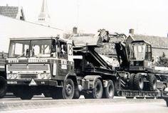 Daf van Otten Transport Hoogeveen