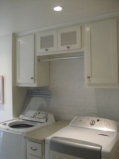 Laundry Room - traditional - laundry room - atlanta - Webber Coleman Woodworks
