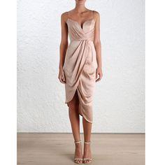 Unique short bridesmaid dress, cheap simple prom dress, elegant bridesmaid…