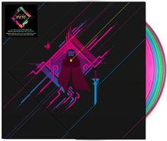 Hyper Light Drifter Vinyl Soundtrack 4xLP