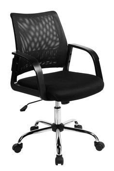 eliza tinsley furniture calypso mesh back operator arm chair black amazon co