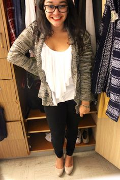 The Kat Project: Summer Intern Fashion | Her Campus--good casual outfit