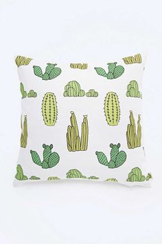 Baines & Fricker Cactus Cushion - Urban Outfitters