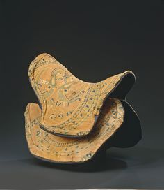 Saddle cover, Central Asia, late 8th–mid-9th century
