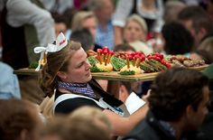 oktoberfest: Bavarian food