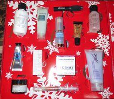 QVC Beauty Christmas Advent Calendar #qvc #christmas #advent #calendar #beautyblogger #bargain #samples #beauty #philosophy #borghese #itcosmetics #drdenise #laurageller #loccitane #sttropez #perriconemd #stila #nickchavez #alterna #olehenriksen #julep #bliss #mally #tarte #fresh