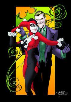 Harley & Joker