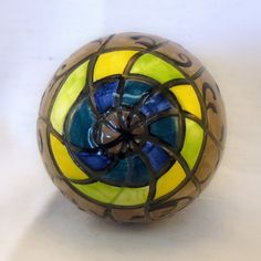 Decorative Ceramic Ball  Orb