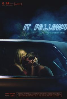 it follows | film poster
