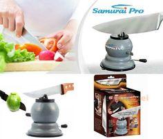 Her türlü bıçağı elmas keskinliğinde bileyen Vantuz Bıçak Bileyici ile körelen bıçaklarınızı yenileyin!  www.hergunozel.com