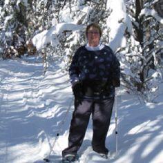 Snowshoeing in Harrison, MI