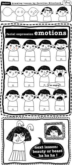 dwaring lesson 06 emotions