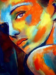 Helenka- one of my favorite artists. I admire her use of such vibrant hues