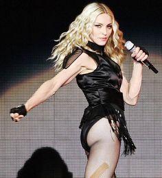 Madonna - Sticky & Sweet