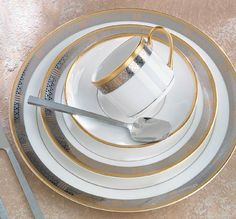 Pickard China Luxor collection & Denby Luxor Covered Casserole | China u0026 Dinnerware Patterns ...