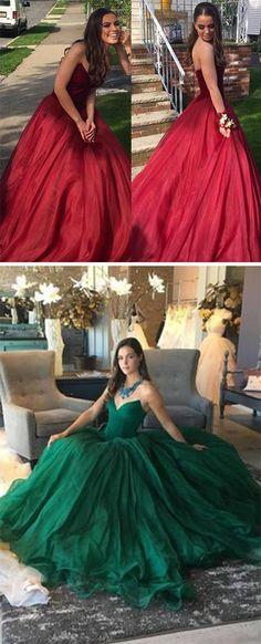 Elegant Green Ball Gown Sweetheart Strapless Sleeveless Quinceanera Prom  Dresses UK PH479 4e2f204c8001