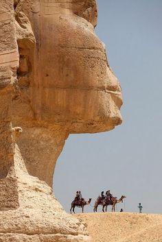 Reise nach Ägypten urlaub wunder größe Sphinx