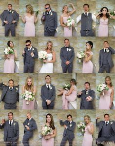 awesome wedding photography bridal party best photos
