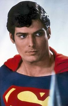 love christopher reeve as superman