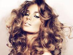 Full curls, full volume, big hair, curly, big curls, volume, brunette, style, hairstyle, stylist, hairstylists, hairstyles, brown hair, dark hair, long hair, blonde, highlights