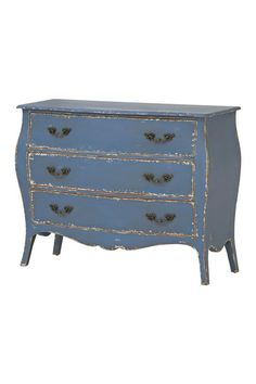 Chantilly Blue Chest