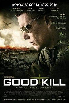 cool Movie evaluation:  'Good Kill', average thriller Check more at http://worldnewss.net/movie-evaluation-good-kill-average-thriller/