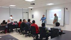 """El Instituto Tecnológico Superior de Motul fue sede del 1er. Taller Emprender con el Tema """"Formación Empresarial"""", el cual se llevo a cabo el día martes, 8 de septiembre del presente por personal de la SEJUVE."""