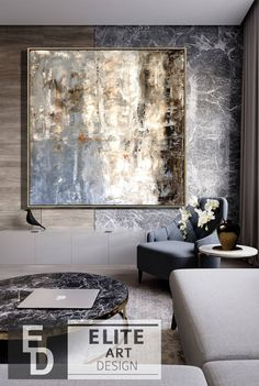 Navy Beige Art Brown Abstract Art Abstract Painting Silver Wall Art Canvas Abstract Modern Abstract Canvas Painting Simple Abstract Art - New Sites Abstract Canvas Art, Oil Painting Abstract, Canvas Wall Art, Painting Canvas, Silver Leaf Painting, Silver Wall Art, Living Room Canvas, Beige Art, Minimalist Painting