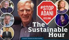Stephen Higgs, former principal of Ballarat Grammar, explains why he and the newly formed community alliance #StopAdani Geelong has set a goal to stop the construction of Adani's $16 billion dollar coal mine in Queensland. But this is not just another protest... #action #coal #mobilisation