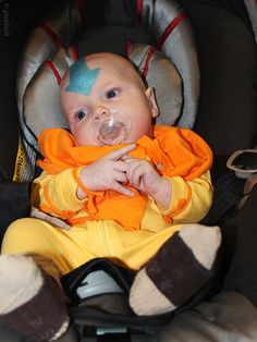 The Littlest Airbender #costumes #cosplay