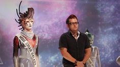 Adam: Miss Cigar Galaxy, Miss Intergalactic Pageant, SyFy, Face Off