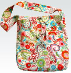 Adorable back-to-school bag tutorial
