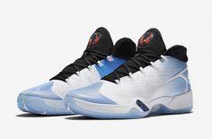 Air Jordan XXX-University Blue-3