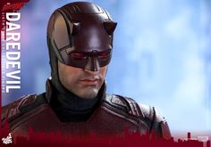 The Man Without Fear Is Ready For For A Fight As Hot Toys Reveal First Images Of DAREDEVIL Action Figure