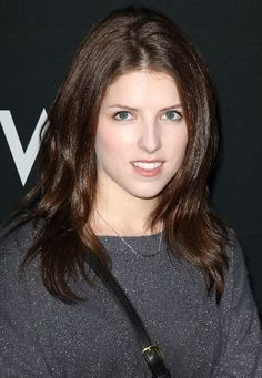 Anna Kendrick-She looks like she is smelling a big pile of  all the time.