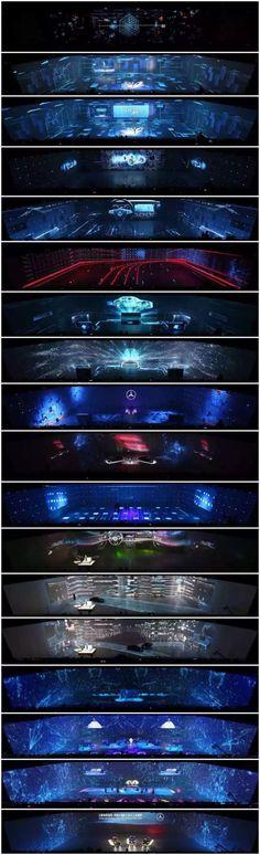 Mercedes-Benz || E-Class China Launch || Event on Behance