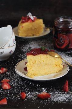Cheesecake con tres ingredientes - Mi Gran Diversión