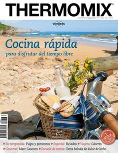Thermomix magazine nº 95 [septiembre Lidl, Cooking Time, Cooking Recipes, Mr Wonderful, Book Sites, Instant Pot Pressure Cooker, Sin Gluten, Make It Simple, Food To Make