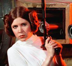 Princess Leia Bun Tutorial - Lucasfilm