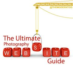The Ultimate Photography Website Guide