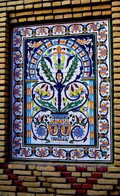 إقامة كريم, توزر, تونس Residence Karim, Tozeur, Tunisia | Flickr - Photo Sharing!