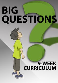 9-Week Children's Ministry Curriculum http://www.childrens-ministry-deals.com/products/big-questions