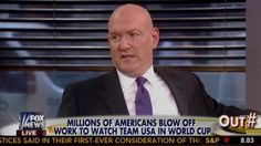 Fox Panelist: World Cup Is A Way For Obama To 'Distract People' (VIDEO) --------I'm honestly shocked that they haven't found a way to at least partially blame him for 9/11. Just pathetic. Absolutely pathetic and shameful.
