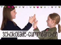 Schokolade / Gummibärchen | Klatsch-Spiel Anleitung - YouTube